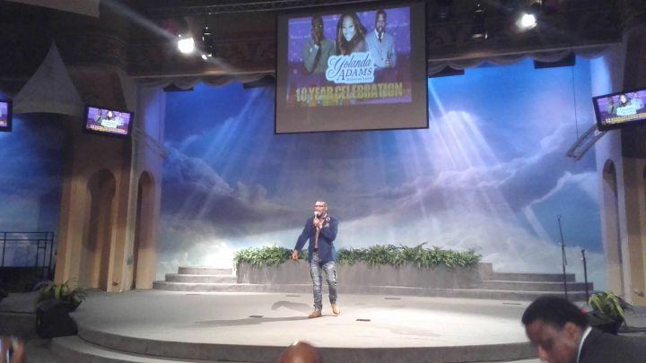 Yolanda Adams Morning Show Anniversary Concert