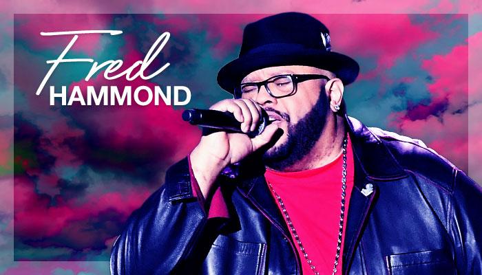 Black Music Month - Fred Hammond
