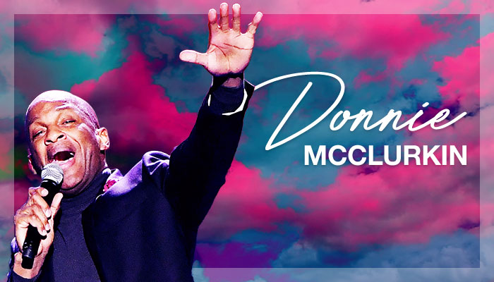 Black Music Month - Donnie McClurkin