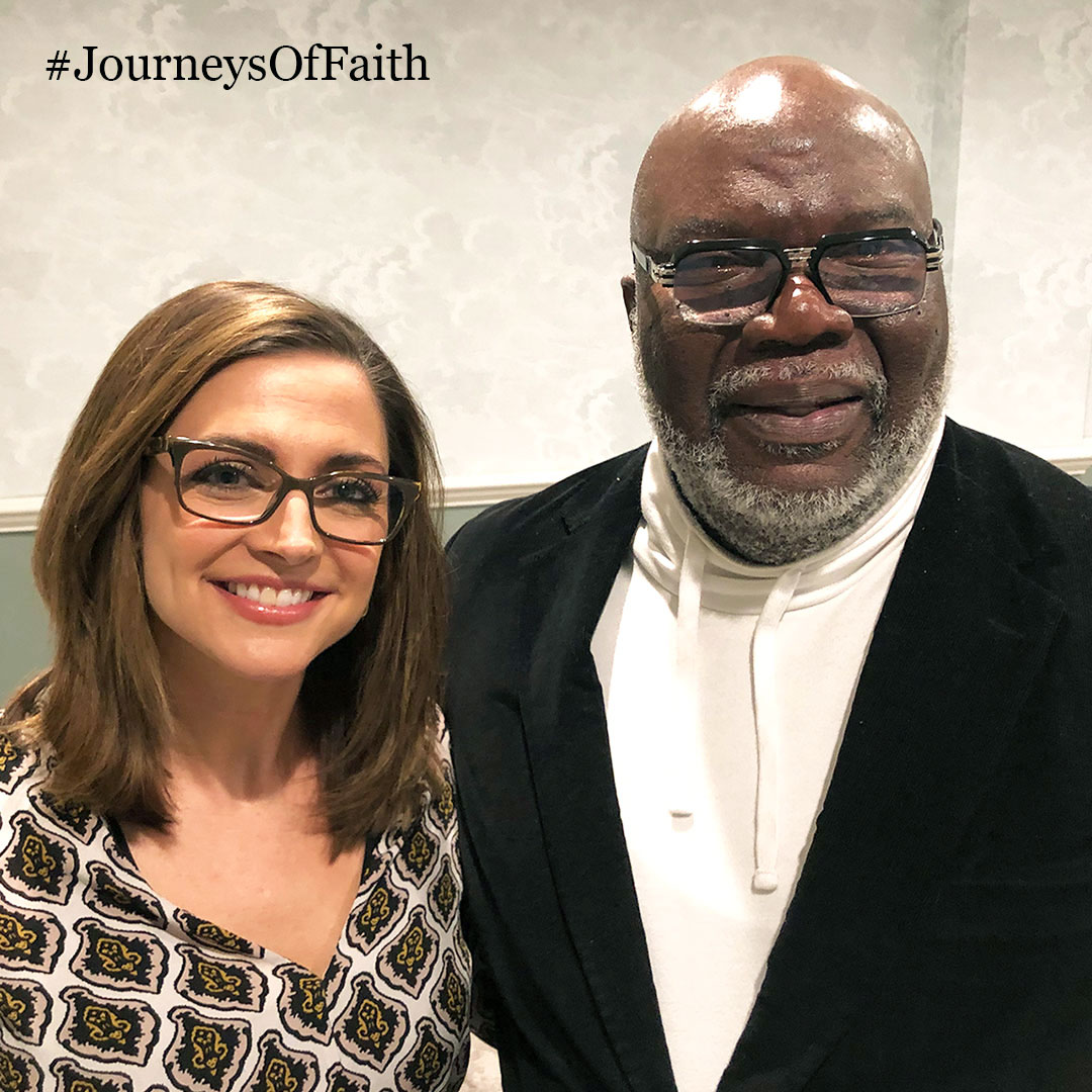 T.D. Jakes and Paula Farris
