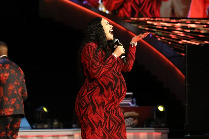 Keke Wyatt - Inspiration Celebration Gospel Tour