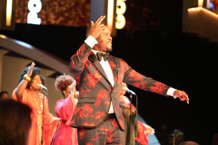 Donald Lawrence - Inspiration Celebration Gospel Tour