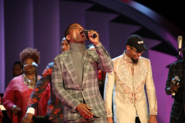 Kirk Franklin - Inspiration Celebration Gospel Tour