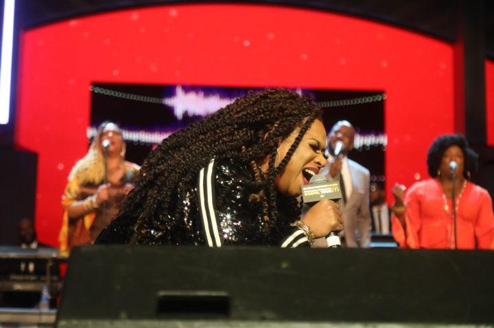 Kierra Sheard - Inspiration Celebration Gospel Tour