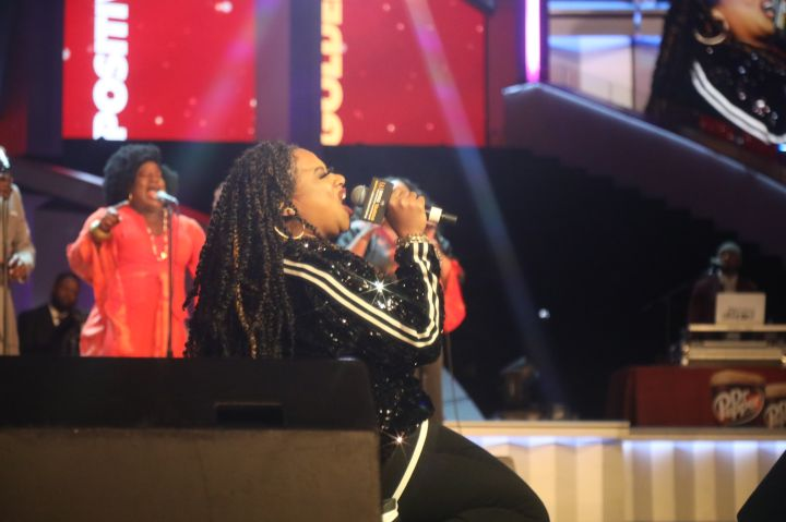 Kierra Sheard - Inspiration Celebration Gospel Tour
