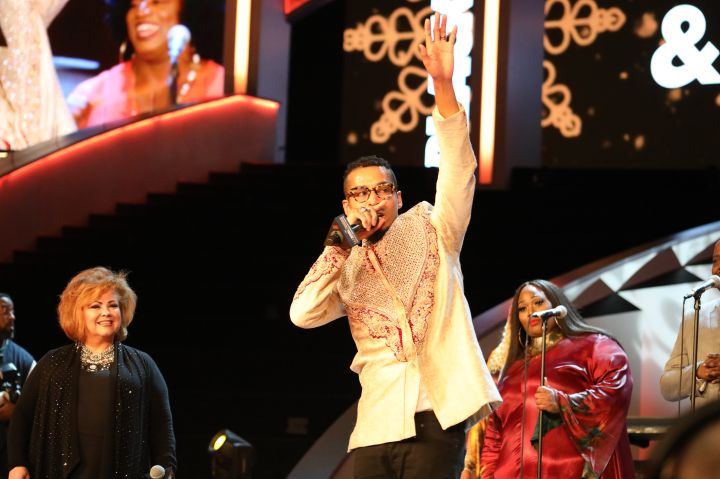 Sir The Baptist - Inspiration Celebration Gospel Tour