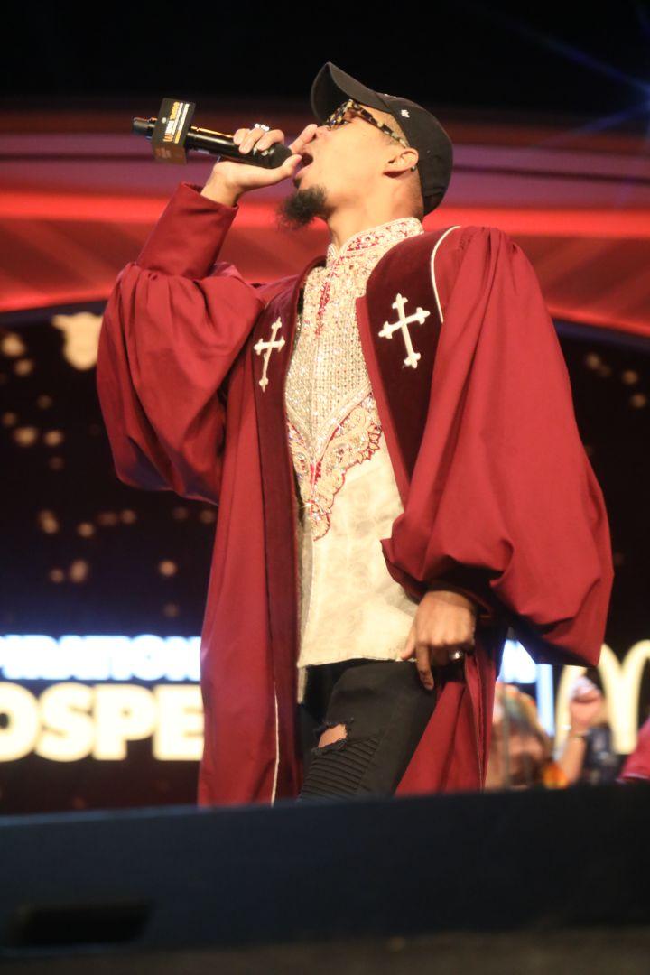 Sir The Baptist - Inspiration Celebration Gospel Tour