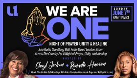 We Are One National Night Of Prayer - CST Graphic