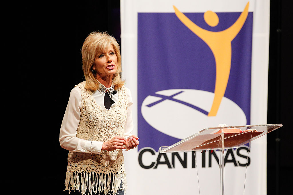 Dove Nominee Luncheon Sponsored By Cantinas Foundation