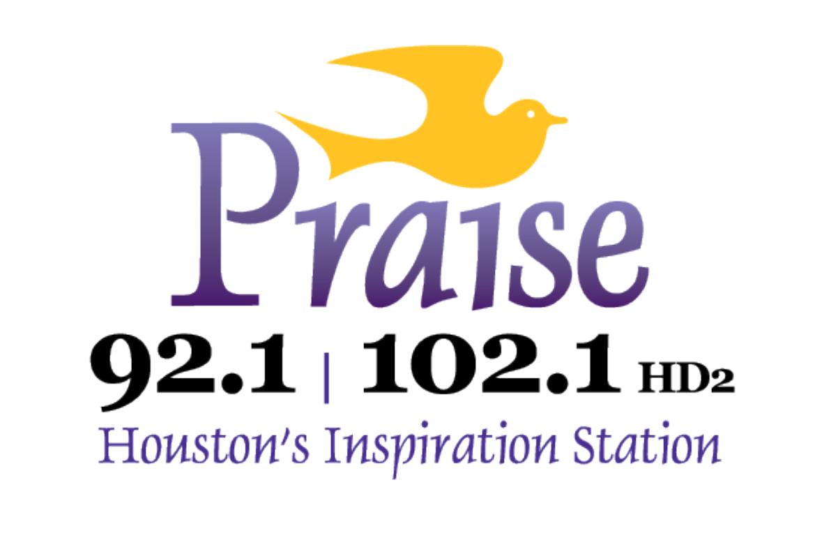 Praise Houston 92.1 Logo