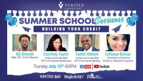 Summer School Sessions - Building Credit